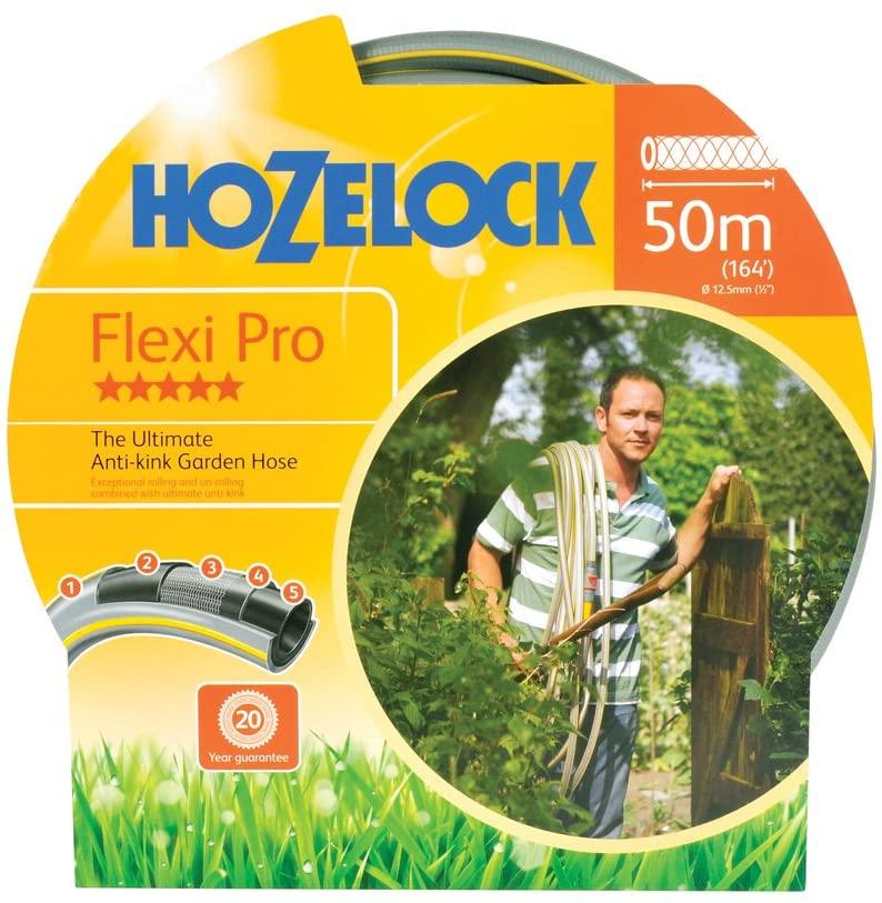 Ống dẫn nước Hozelock 7650 50m 12.5mm Dia Flexi Pro Garden Hose