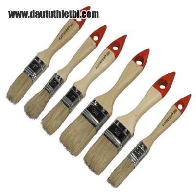 Chổi quét sơn cán gỗ hàng Việt Nam cỡ rộng 4