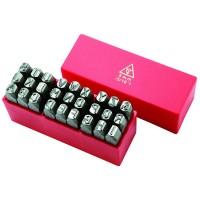 Bộ đóng chữ 27 chi tiết 6mm Top YC-601-6.0