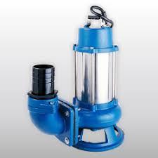 Bơm chìm hút nước thải sạch 3 pha hiệu APP KS-50GT