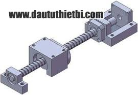 BALL SCREW	TRỤC VÍT DWR NO.MODEL: BTK1605-26ZZL LAVA