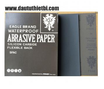 GIẤY RÁP ABRASIVE PAPER P600 KOVAX