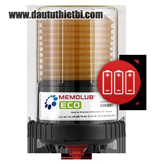 Thiết bị Bôi trơn tự động 1 điểm chống cháy nổ MEMOLUB® ECO 10 bar 240 cm3 6-12 tháng  xuất xứ Châu Âu