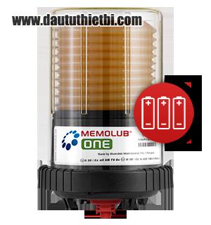 Thiết bị Bôi trơn tự động 1 điểm chống cháy nổ MEMOLUB® ONE 10 bar 240 cm3 1-12 tháng  xuất xứ Châu Âu