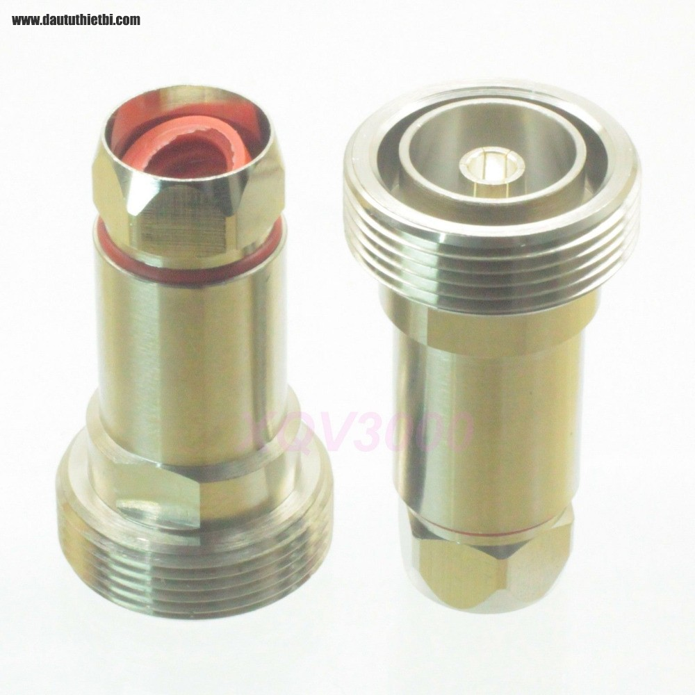 Connector DIN 7/16 thẳng (Dùng cho dây Jumper, feeder 1/2)