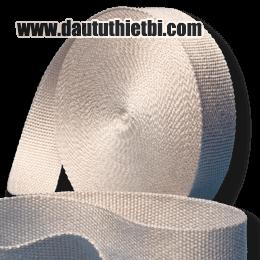 Vải làm kín sợi thủy tinh chịu nhiệt cao CHESTERTON 162 MÃ 016201 Kích thước 1/16 X 40 inch dài 50 yard