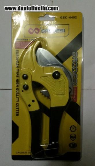 Dao cắt ống nhựa loại bé GAODESI mã GSC-0452