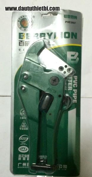 Dao cắt ống nhựa loại to BERRYLION mã PVC302