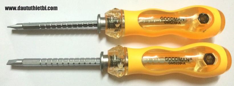 Tô vít điều chỉnh chiều dài cỡ  6 mm x 180 mm hãng Goodman