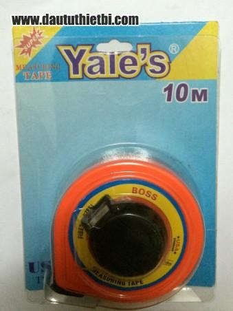 Thước dây 10 mét Yales