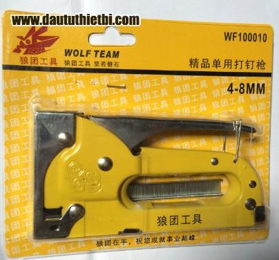 Súng bắn gim vòng WOLF TEAM WF100010
