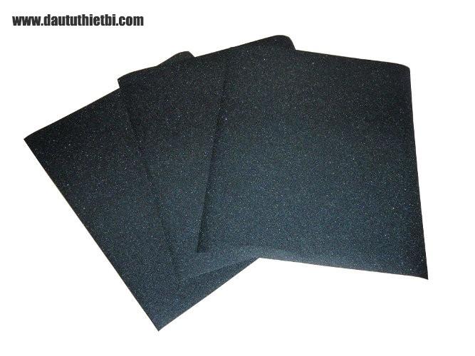 Giấy nhám dạng tấm hàng Đức kích thước 230 x 280 mm độ mịn hạt P1500