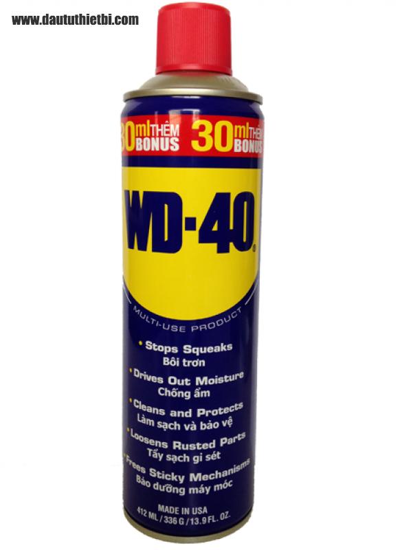 Dầu chống gỉ đa năng WD-40