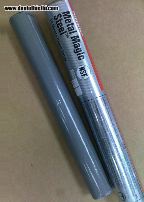 Keo dán nhanh Loctite: Loctite Fixmaster Metal Magic Steel