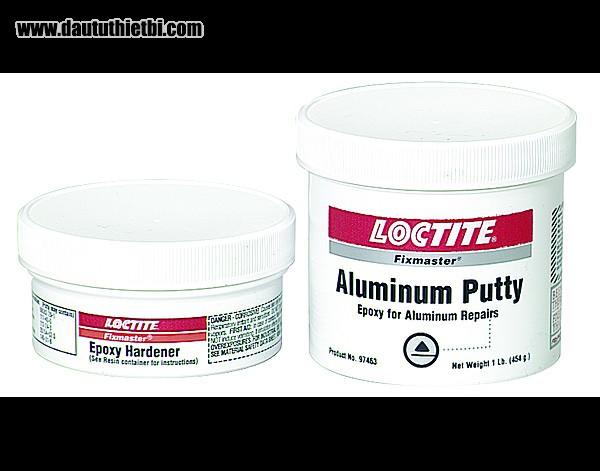 Keo LOCTITE PC 7254 Aluminum Putty hoặc tên gọi Loctite Fixmaster Aluminum Putty
