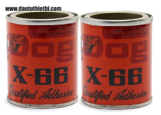 Keo dán đa năng Dog X-66 100 ml
