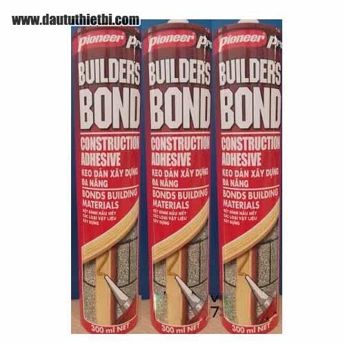 Keo dán xây dựng Builders Bonl 300ml