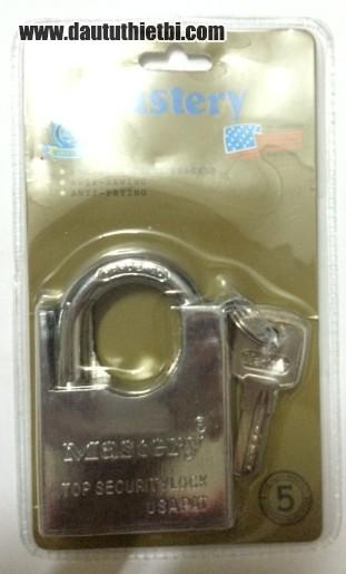 Khóa cửa chống cắt Mastery cỡ 60 mm
