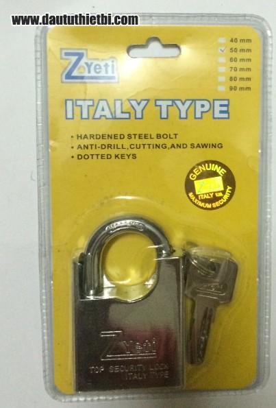 Khóa cửa chống cắt Zyeti cỡ 50 mm