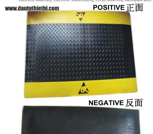 Thảm dính bụi chống mệt phòng sạch chống tĩnh điện